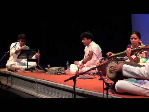Instrumental Composition – Naattai – Smt.Jayanthi Shri. Kumaresh.