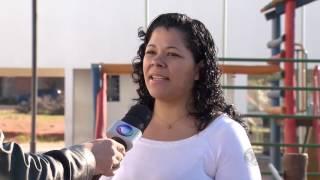 Linha chilena causa corte no pescoço de criança