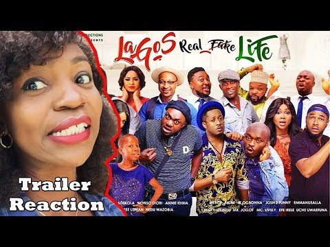 LAGOS REAL FAKE LIFE MOVIE TRAILER REVIEW