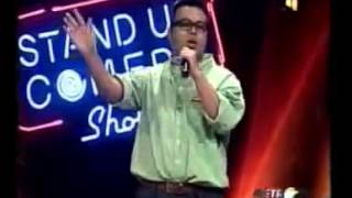 StandUp Comedy Indonesia Abdel Achrian @abdelachrian Terbaru 1 2015