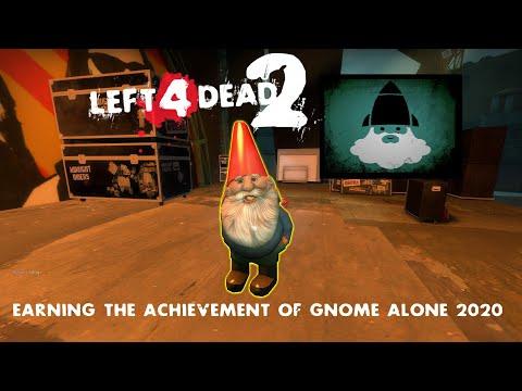 Left 4 Dead 2 - Earning the Achievement Gnome Alone