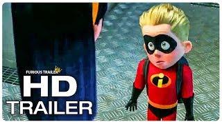 Video INCREDIBLES 2 Where is Jack Jack? Trailer (NEW 2018) Superhero Movie HD MP3, 3GP, MP4, WEBM, AVI, FLV Juni 2018