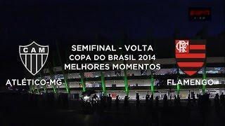 Acesse: http://www.portala8.com COPA DO BRASIL 2014 Semifinal - Jogo Volta Estádio Governador Magalhães Pinto, Belo...