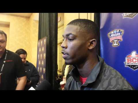 T.J. Yeldon Interview 12/29/2013 video.