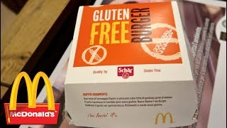 Nonton McDonald's Gluten Free Burger Taste Test Film Subtitle Indonesia Streaming Movie Download
