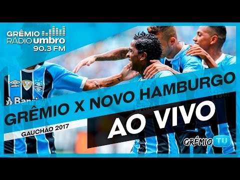 [AO VIVO] Grêmio x Novo Hamburgo (Grêmio Rádio Umbro) l GrêmioTV