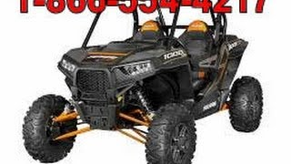 7. The all new 2014 Polaris RZR XP 1000 For sale