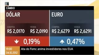 Sem motivo aparente, bolsa fecha descolada de mercados externos.