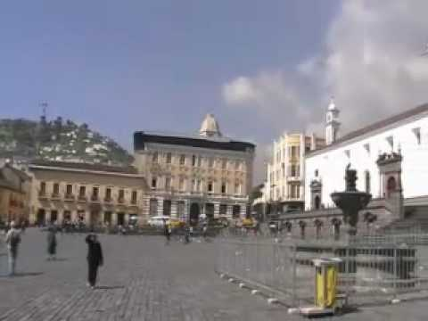 Quito - the most beautiful capital in South America