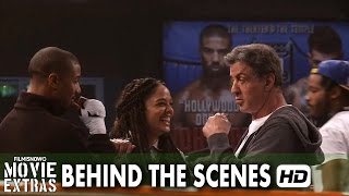Creed (2015) Behind the Scenes - Part 1/2
