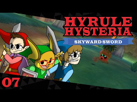 Hyrule Hysteria: Skyward Sword - Ep. 7 Gay Pirates