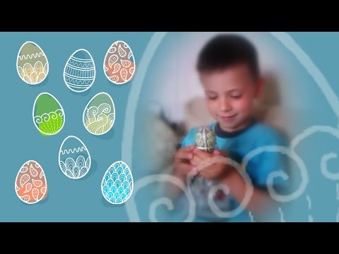 Пысанки ✎ Детское творчество ✎