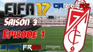 Video FIFA 17 - Grenade FC - Saison 3 Episode 1 - Carrière Manager - FR PC MP3, 3GP, MP4, WEBM, AVI, FLV September 2017