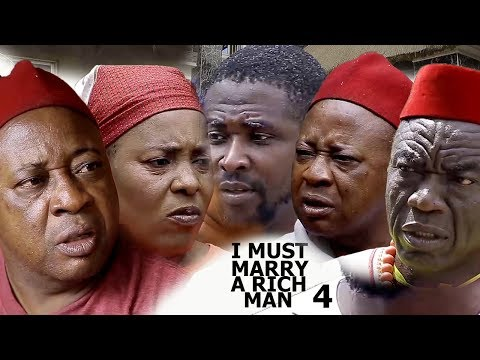 I Must Marry A Rich Man Season 4 - 2018 latest Nigerian Nollywood Movie Full HD | YouTube Movies
