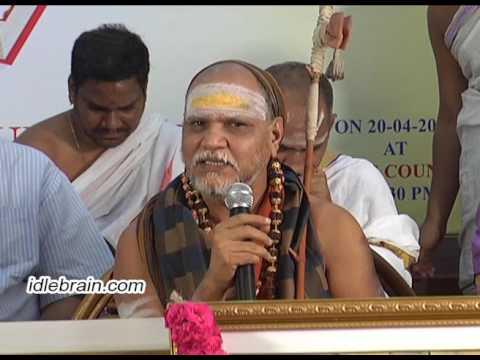 Bhageeratha's Dasara Bullodu book launch