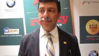 Farook Mahmood FRICS TRC World President Elect FIABCI India