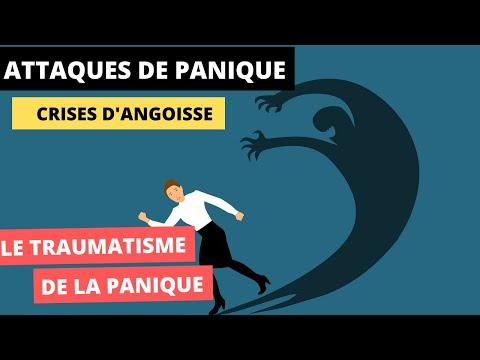 Attaques de panique/crises d'angoisse & Traumatisme