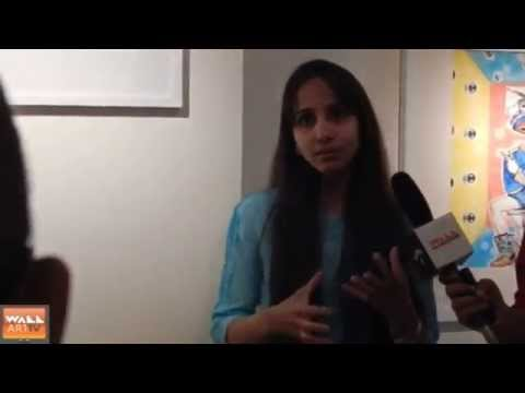The Wall Art TV: Emerging Artist of the Year Award 2014 - JURY MEET with CHETNAA VERMA