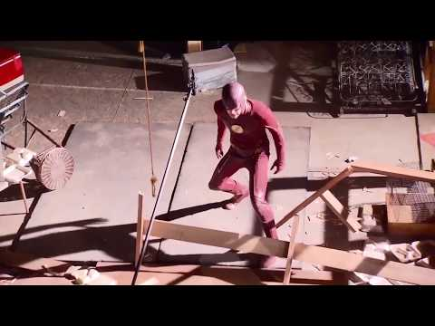 Superheroes Without Special Effects Look Super