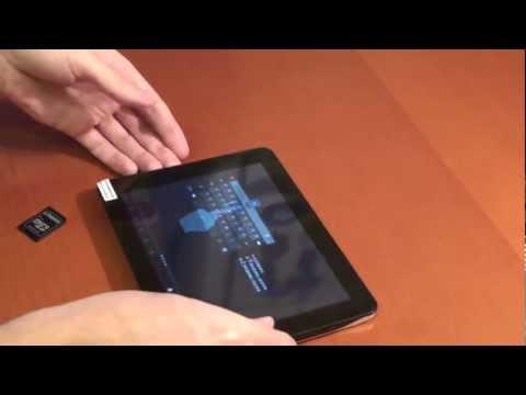 Как сделать музыку в планшет