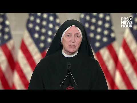 WATCH: Sister Dede Byrne's full speech at the Republican National Convention  | 2020 RNC Night 3