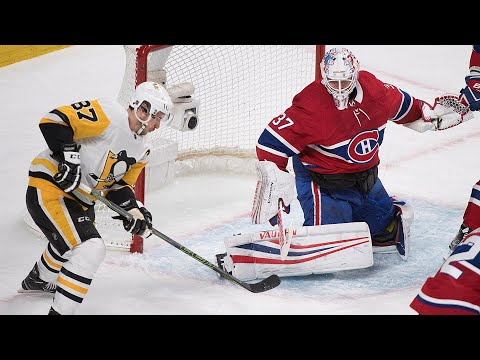 Video: Hornqvist, Penguins hold on late vs. Canadiens