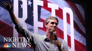 Beto O'Rourke Announces 2020 Presidential Run | NBC Nightly News