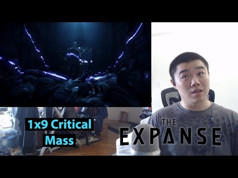 The Expanse Season 1 Episode 9: Critical Mass Reaction and Discussion!