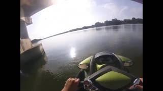 10. 2005 seadoo rxp 215 on lake LBJ