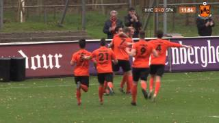 Samenvatting HHC Hardenberg - SV Spakenburg