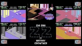 Antony Crowther - Zig Zag [Title Music/1987]