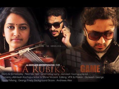RUBIKS GAME MALAYALAM SHORT FILM HD ഒരു ചെറിയ ത്രില്ലെർ കഥ  short film