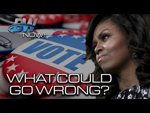 Michelle Obama's Nonpartisan GOTV Rally