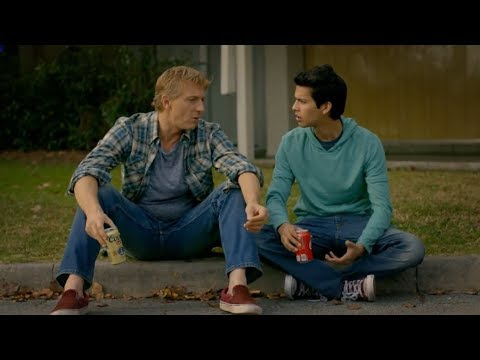 Cobra Kai - Johnny Tells his side of the Story ( The Karate Kid )