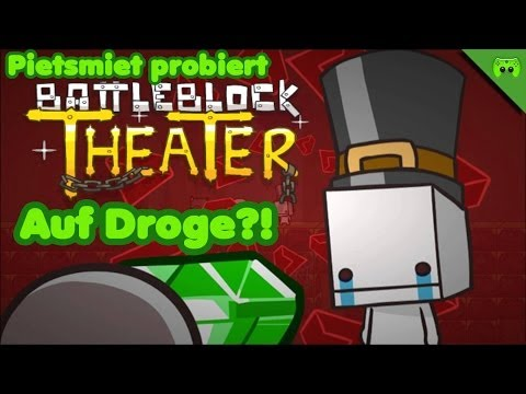 BattleBlock Theater # 1 - Auf Droge? «» Pietsmiet probiert BattleBlock Theater | FULL-HD