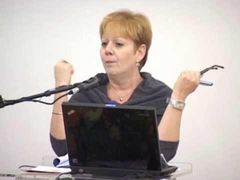 Professor  'Tamar Hermann: Ethik in der Forschung