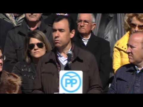 Maillo: Las diputaciones no son un problema, son una necesidad