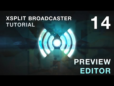 14 Preview Editor