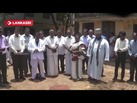 Batticaoa-Central-college-Stone-laying-function