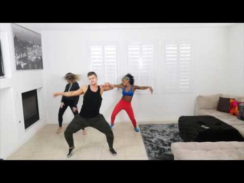 피트니스 마샬 & 키이라라셰 (키이라라세) 재미있는 댄스 운동
