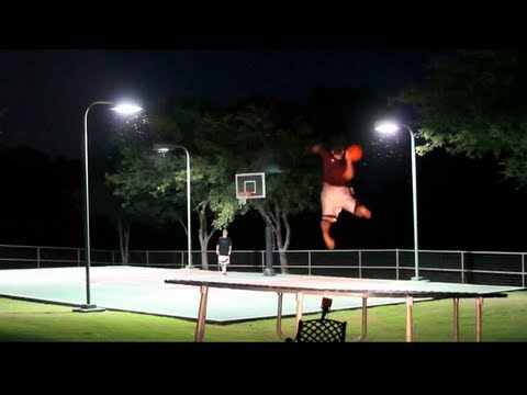 Epic Trick Shot Battle %7C Dude Perfect