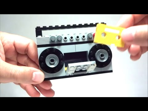 Vidéo LEGO Classic 10702 : Set de constructions créatives LEGO