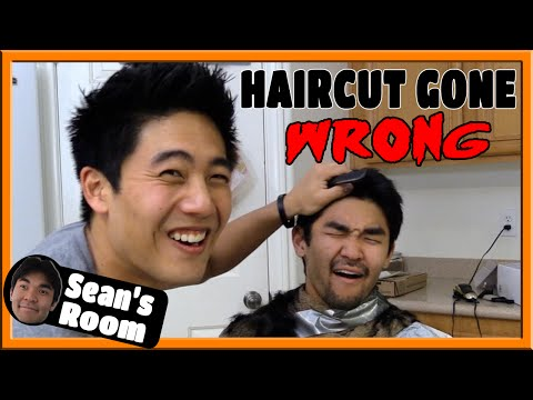 Haircut - My first time ever cutting hair! We go back to our roots (pun intended) in this one, Sean and I were just bored at his place and decided to just turn on the camera and do the first thing that...