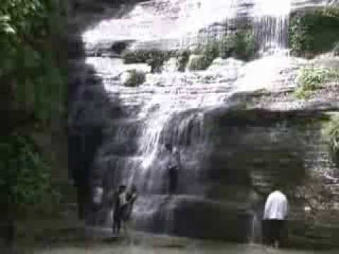 রাঙামাটির সুভলং ঝর্না