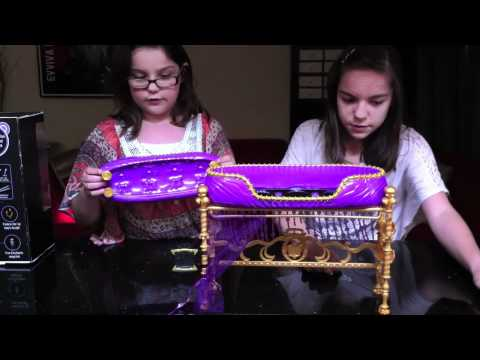 Constructing Clawdeen Wolf's Bunk Bed review
