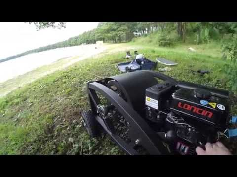 Wakewinch - Winch.PL for HECA Wakeskates - Wakeboard and wakeskate winch first test