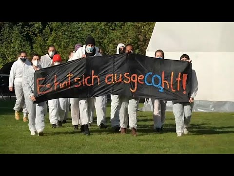 Γερμανία: Οργή για την επέκταση του ανθρακωρυχείου Garzweiler…