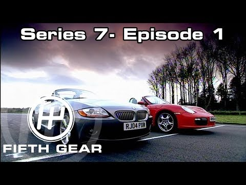 Fifth Gear: Series 7 Episode 1