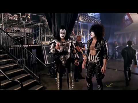 Dr Pepper Cherry Super bowl XLIV 2010 Commercial with KISS Gene Simons and Paul Stanley