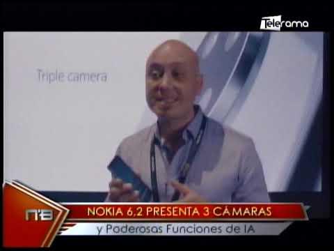 Nokia 6,2 presenta 3 cámaras y poderosas funciones de IA